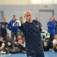 Futsal Goalkeeper Workshop – Tony Elliott